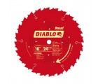 10 in. x 24-Tooth Ripping Diablo Saw Blade
