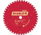 12 in. x 44-Tooth General Purpose Diablo Saw Blade