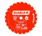 7.25 in. x 24 Tooth Diablo Framing Saw Blade