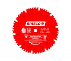 10 in. x 50-Tooth Combination Diablo Saw Blade