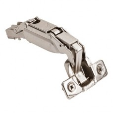 (500.0M73.05)  170 Degree Basic Clip On Concealed European Hinge. 0mm Crank with Dowels