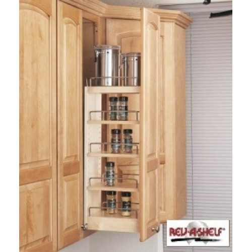 Rv448wc8c Rev A Shelf Kitchen Upper Cabinet Pull Out Organizer