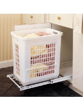RVHPRV-1520SWH  Hamper with Full Extension Slides
