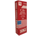 "SENCO 15 Ga X  2"" BRIGHT FINISH NAIL  ** CALL STORE FOR AVAILABILITY AND TO PLACE ORDER **"