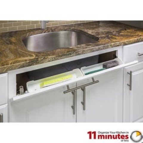 """(TO11S-R) 11 3/4"""" Shallow Sink Tipout Tray Pack  ** CALL STORE FOR AVAILABILITY AND TO PLACE ORDER **"""