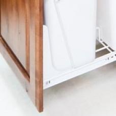 (CAN-DOORKITW)  Can Door Kit - White